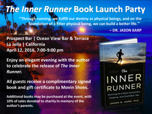 San Diego Book Launch Party